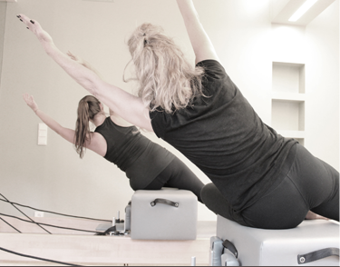 Pilates Privates or Duet classes