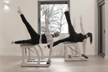 SEE OUR PILATES CLASSES